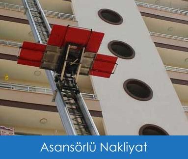 asansörlü nakliyat